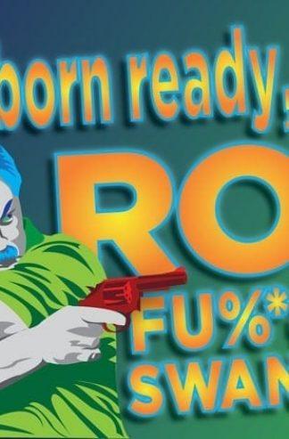 Ron Swanson Pop Art Vector Poster