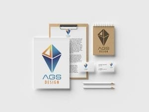AGS Design Stationary Sample 1