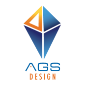 AGS Design Logo Transparent